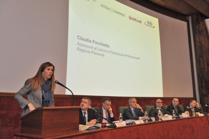 L'intervento dell'Assessore Porchietto